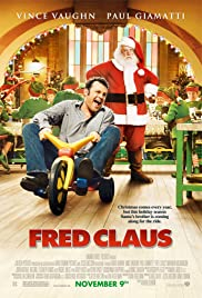 Fred Claus (2007) Poster - Movie Forum, Cast, Reviews