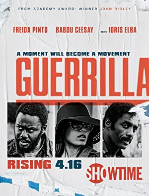 Guerrilla - similar tv show recommendations