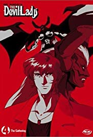 Devilman Lady Poster - TV Show Forum, Cast, Reviews