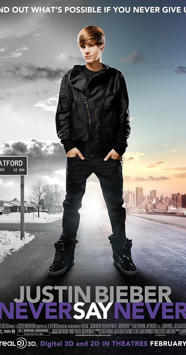 Justinas Bieberis: niekada nesakyk niekada / Justin Bieber: Never Say Never (2011) Online