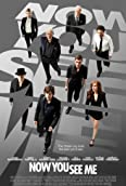 Morgan Freeman, Michael Caine, Woody Harrelson, Jesse Eisenberg, Isla Fisher, Mélanie Laurent, Mark Ruffalo, and Dave Franco in Die Unfassbaren - Now You See Me (2013)