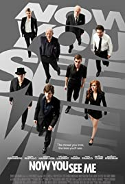Now You See Me (2013) Poster - Movie Forum, Cast, Reviews