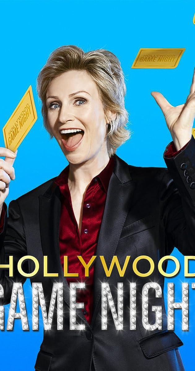 Celebrity game night imdb