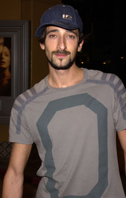 Adrien Brody at an event for From Hell (2001)