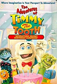 The Adventures of Timmy the Tooth: Operation: Secret Birthday Surprise Poster