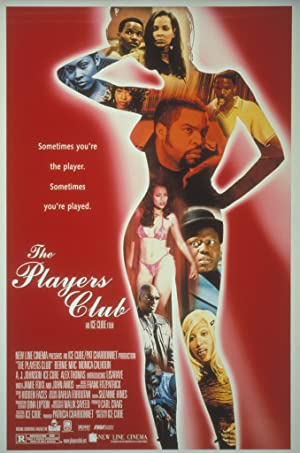 Poster The Players Club