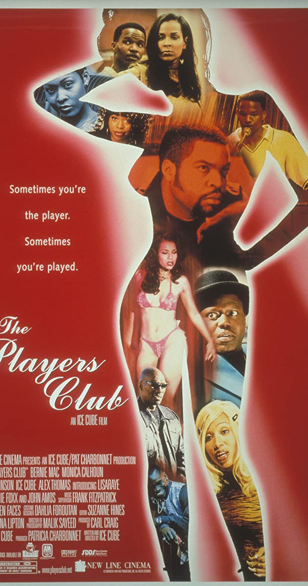 The Players Club Cast