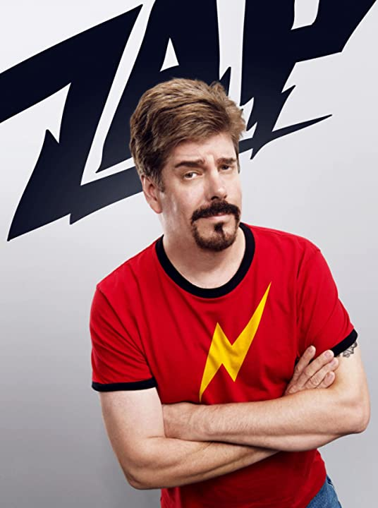 Mike Zapcic in Comic Book Men (2012)