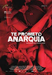 I Promise You Anarchy poster