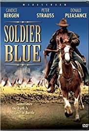Soldier Blue Poster