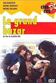 Le grand bazar (1973) Poster - Movie Forum, Cast, Reviews