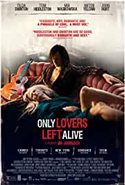 Only Lovers Left Alive Locandina del film