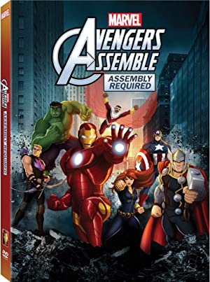 Avengers Assemble Season 5 Episode 15