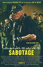 Sabotage(2014)