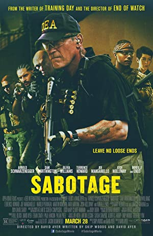 Sabotage (2014) (Hindi) Download on Vidmate