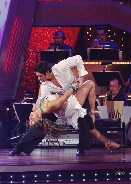Mya in Dancing with the Stars (2005)