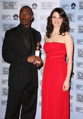 Eddie Murphy and Rachel Weisz