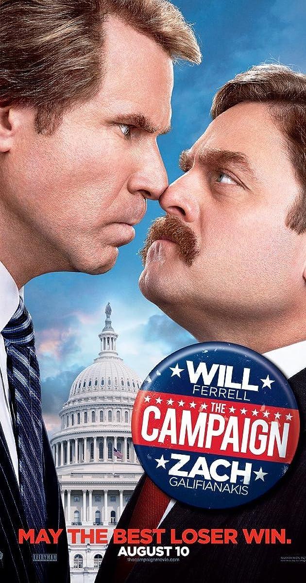 Balsuok už mane! / The Campaign (2012) Online