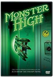Monster High (1989) Poster - Movie Forum, Cast, Reviews