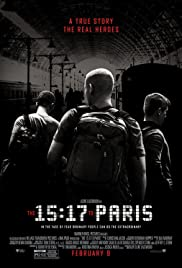 The 15:17 to Paris(2018)