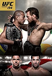 UFC 194: Aldo vs. McGregor (2015) Poster - Movie Forum, Cast, Reviews