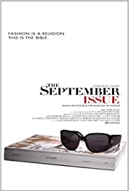 The September Issue (2009) Poster - Movie Forum, Cast, Reviews