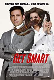 Get Smart (2008) BRRip 480p 300MB Dual Audio ( Hindi – English ) MKV