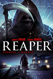 Reaper (2014) Poster - Movie Forum, Cast, Reviews