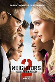 Neighbors 2: Sorority Rising (Hindi)