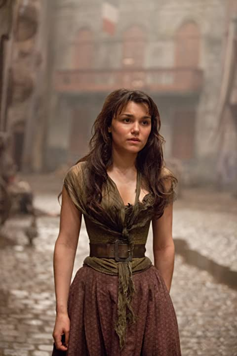 Samantha Barks in Les Misérables (2012)