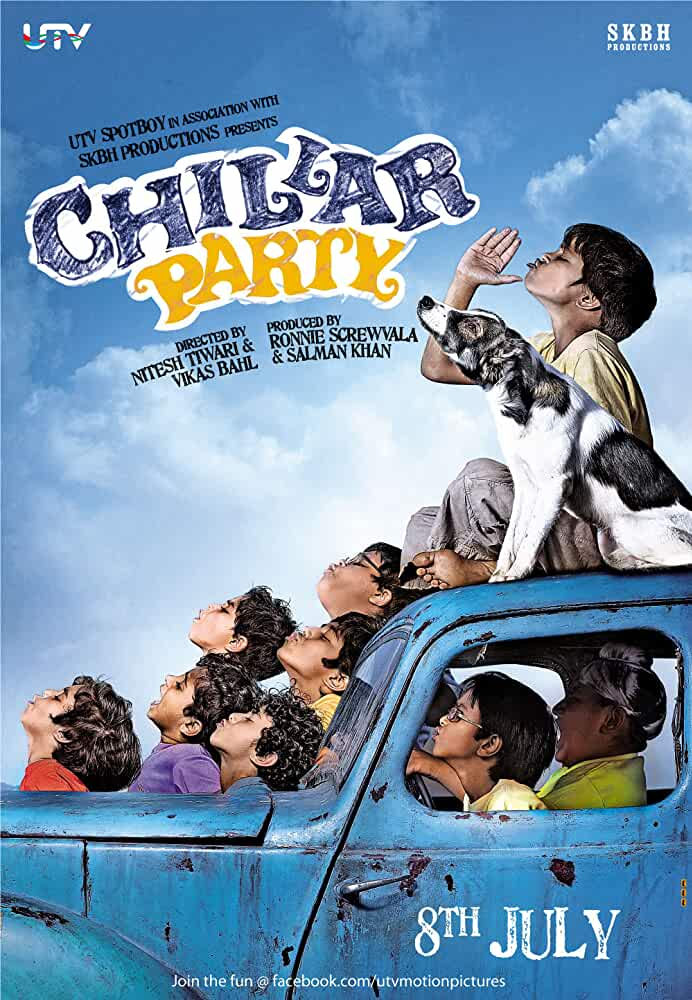 Chillar Party 2011 720p HDRip Watch Online Free Download