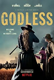Godless Poster - TV Show Forum, Cast, Reviews