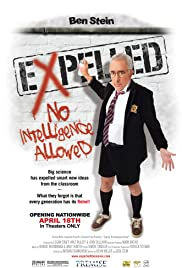 Expelled: No Intelligence Allowed (2008) Poster - Movie Forum, Cast, Reviews