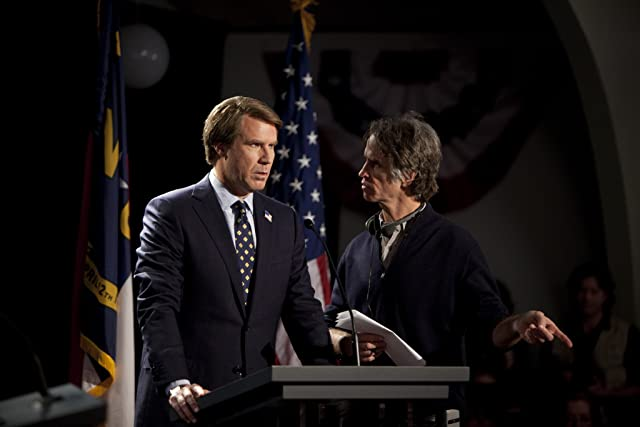 Will Ferrell and Jay Roach in The Campaign (2012)