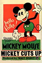 Image of Mickey Cuts Up