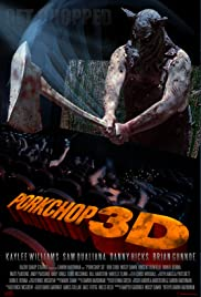 Porkchop 3D (2012) Poster - Movie Forum, Cast, Reviews