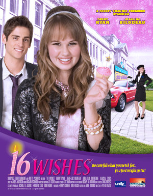 image 16 Wishes (2010) (TV) Watch Full Movie Free Online