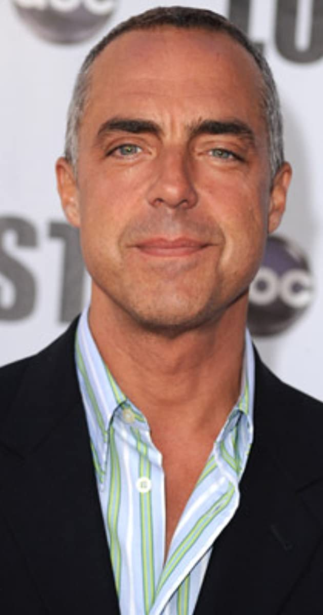 Titus welliver imdb for Titus welliver tattoos