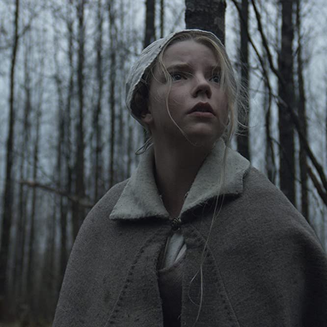 Anya Taylor-Joy in The VVitch: A New-England Folktale (2015)