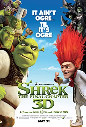 Shrek Forever After - 2010