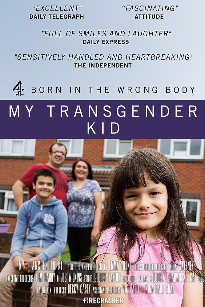 My Transgender Kid Poster