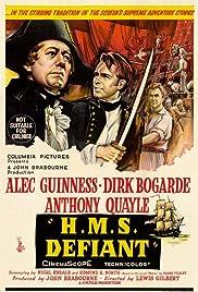 Damn the Defiant!(1962) Poster - Movie Forum, Cast, Reviews