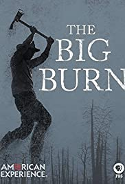 The Big Burn Poster