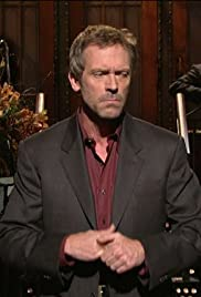 Hugh Laurie/Beck Poster