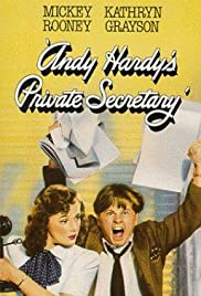 Andy Hardy's Private Secretary (1941) Poster - Movie Forum, Cast, Reviews
