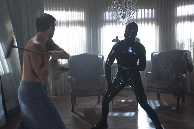 Dylan McDermott and Evan Peters in American Horror Story (2011)