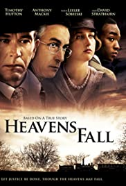 Heavens Fall Poster