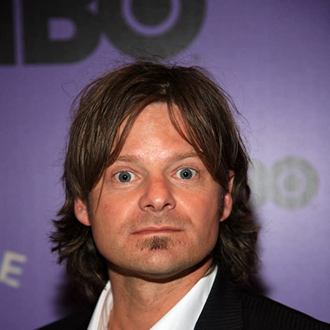 Steve Zahn at an event for Treme (2010)