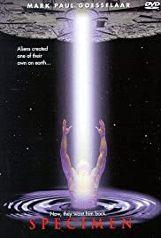 Specimen (1996) Poster - Movie Forum, Cast, Reviews