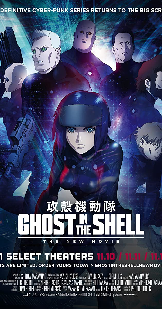ghost in the shell 2 stream